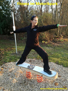 Edith-Fitnes im Motorikpark